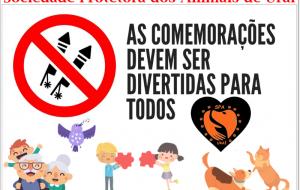 Câmara de Uraí aprova projeto que proíbe fogos de artifício com barulho na cidade