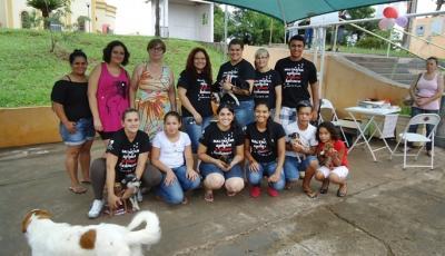 Ong Spa-Uraí Realiza a Primeira Exposição de Filhotes para Adoção