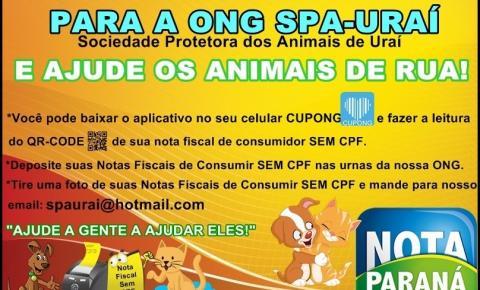 SPA-Uraí é habilitada no Nota Paraná